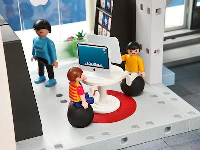 e8bb playmobil apple store kids area April 1 links