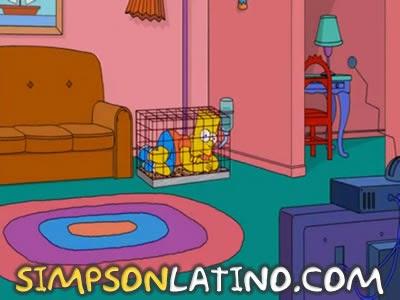 Los Simpson 23x15