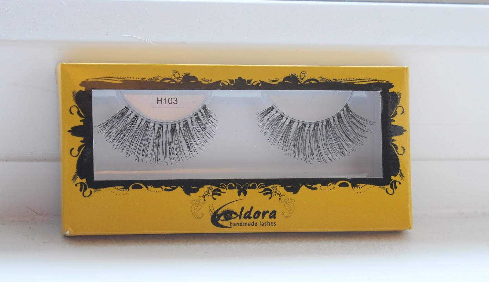 Eldora - Eyelashes H103