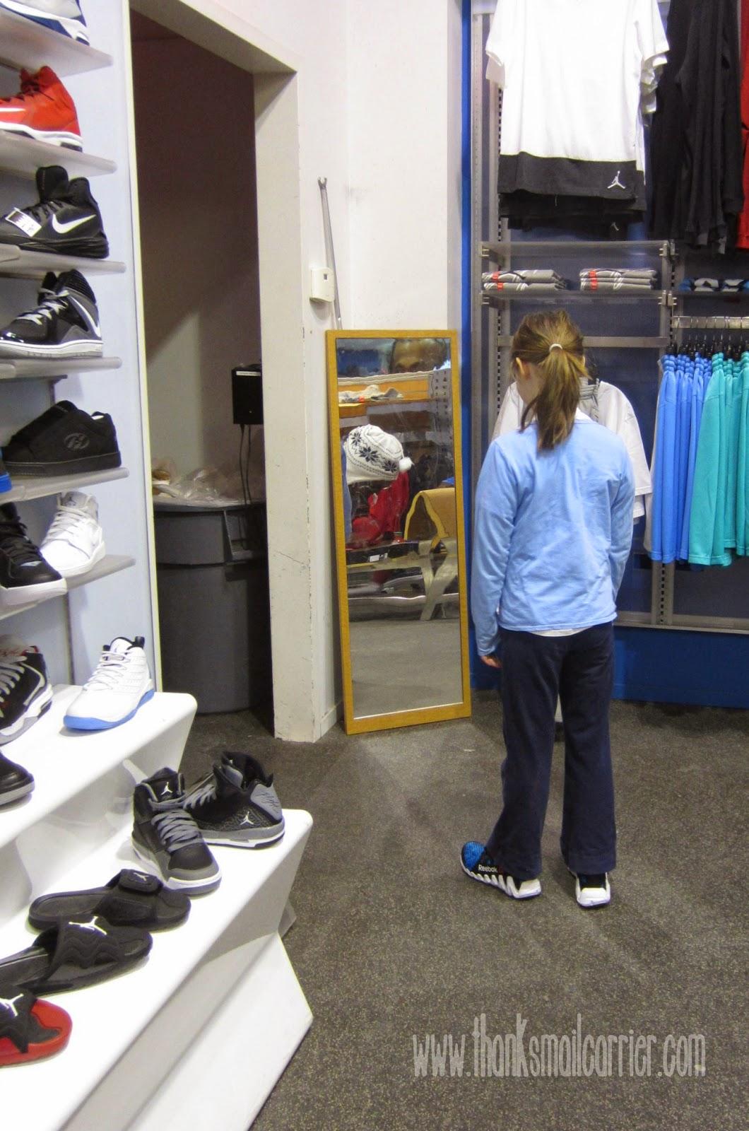 Finish Line kids shoes