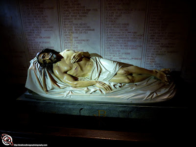 Crypt - Notre Dame de la Gurde