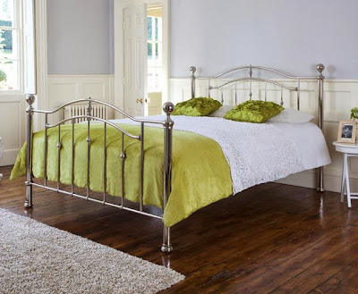 Rochelle metal bed frame