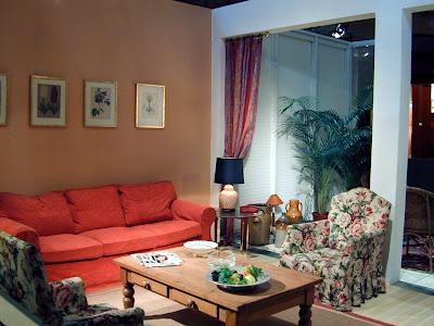 drawing room wallpaper