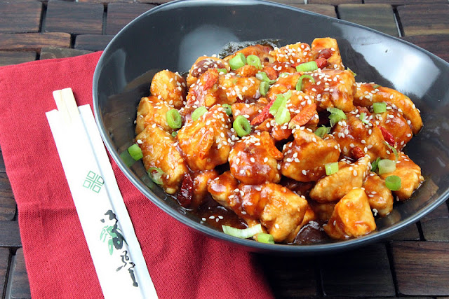 general tso 3 Takeout Makeover: General Tsos Chicken