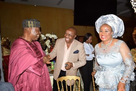 talk of the town by orikinla wedding of the year sir