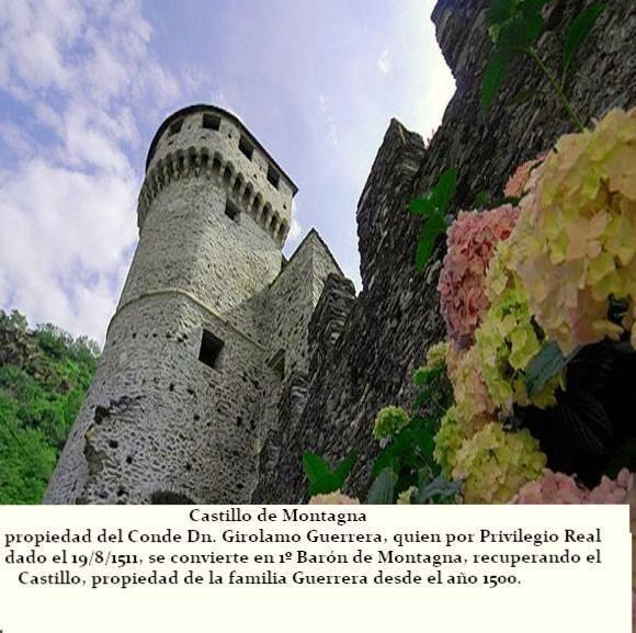 Castillo de Montagna