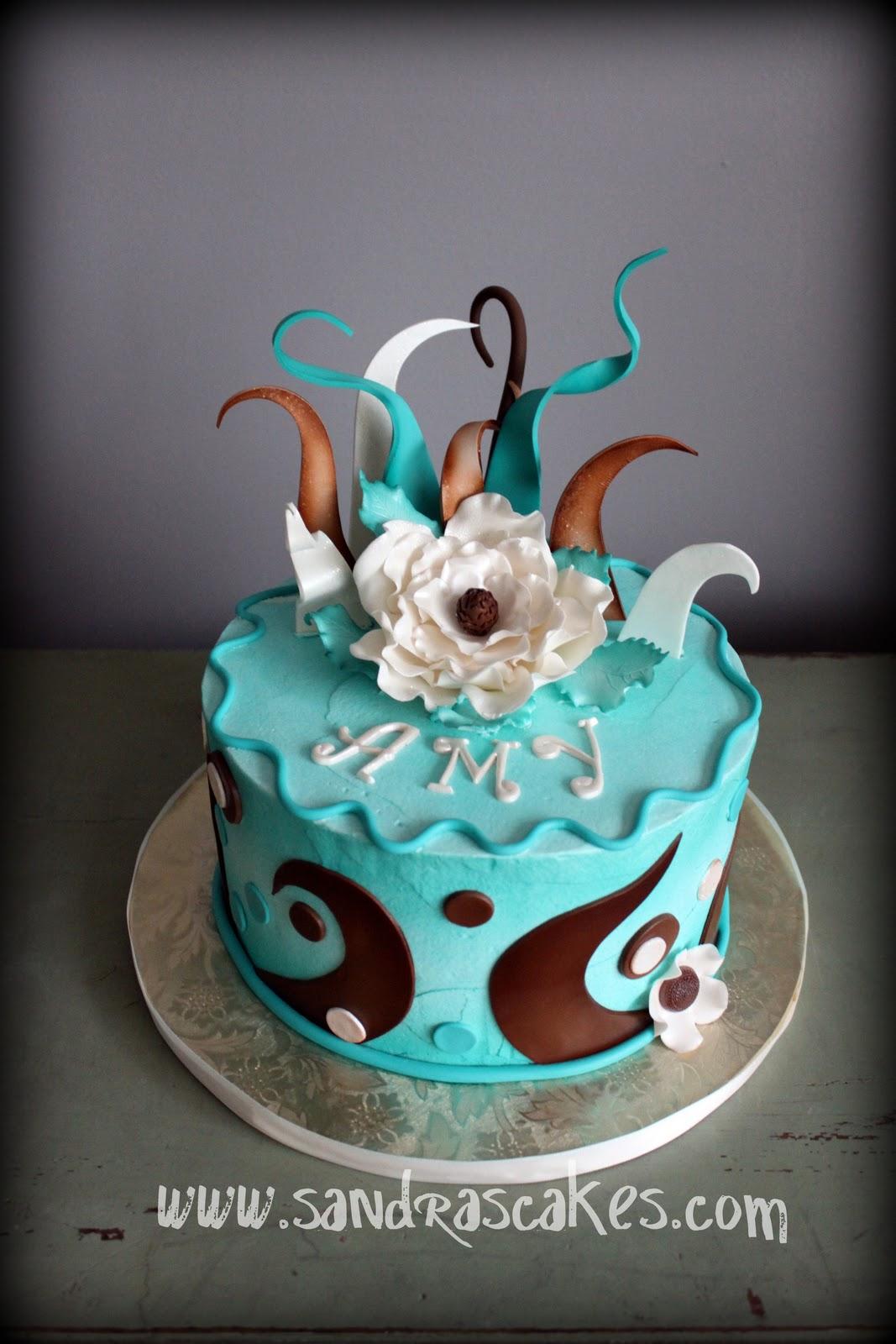 Unique St Birthday Cakes