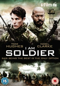 I Am Soldier 2014 poster