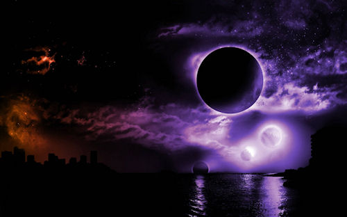 Noche fantástica - Fantasy Night - Nuit fantastique