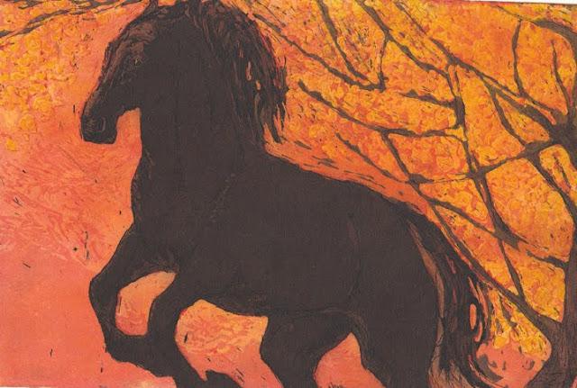 """""""Musta hevonen"""""""