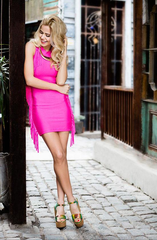 Vestidos primavera verano 2016. Reina Ana primavera verano 2016.