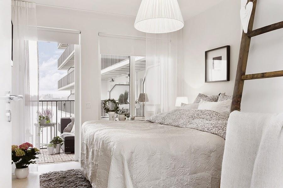wystrój wnętrz, wnętrza, urządzanie mieszkania, dom, home decor, dekoracje, aranżacje, białe wnętrza, styl skandynawski, glamour, sypialnia