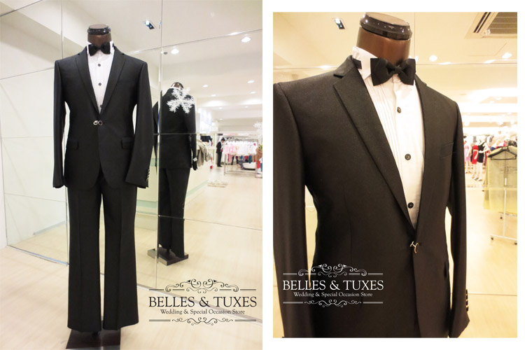 belles tuxes wedding special occasion store