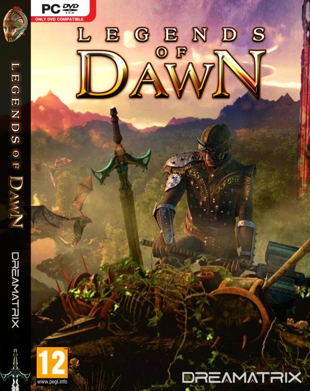 Download - Jogo Legends of Dawn-SKiDROW PC (2013)