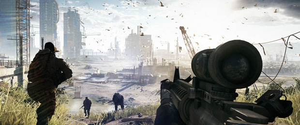 Battlefield 4 Multiplayer Gameplay Videos
