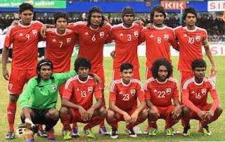 Maldives U23 team wins Mahinda Rajapaksa International Football Trophy