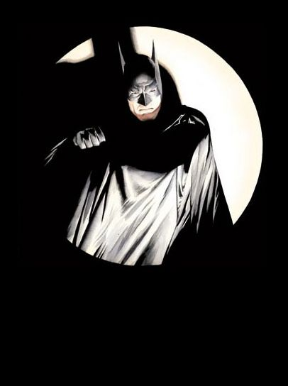 illustration by the magnificent Alex Ross.