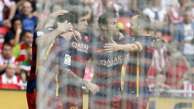 Barcelona estreia com vitória no Espanhol em meio a um mar de desfalques