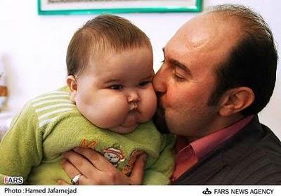 Gambar Anak Bayi Gendut Lucu