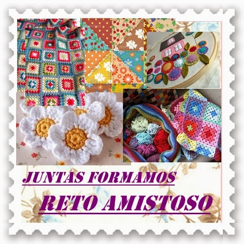 RETOS AMISTOSOS- CROCHET