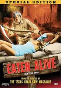 Eaten Alive 1977 Hollywood Movie Watch Online