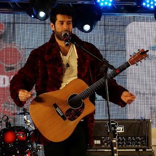 Daniel Del Sarto na Festa Nacional da Música