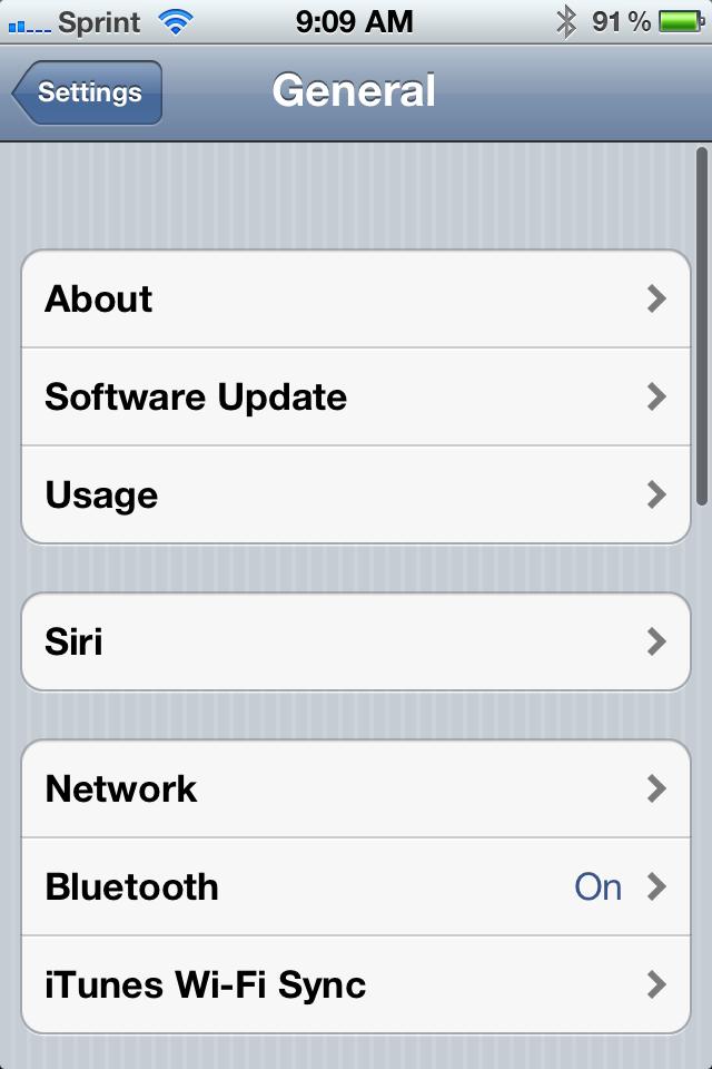 software updates hook
