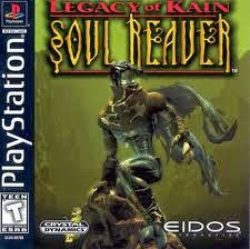 Legacy Of Kain - Soul Reaver - PS1 - ISOs Download