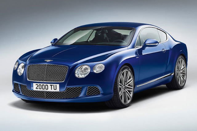 2012 Bentley Continental GT Speed Wallpaper