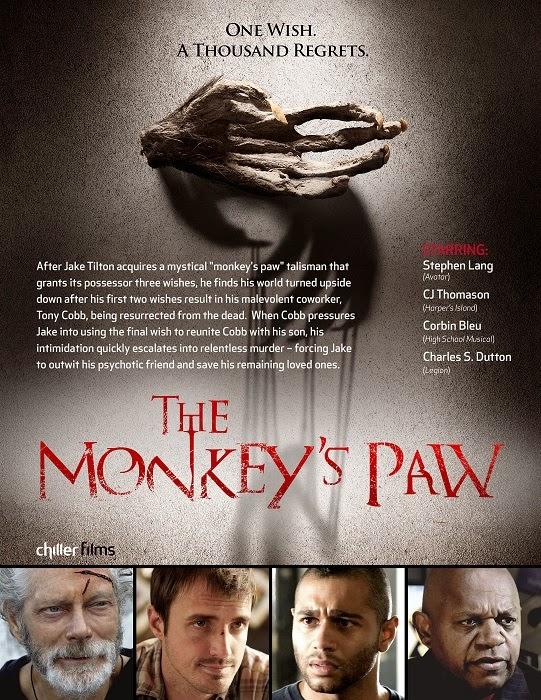 The Monkey's Paw (2013) tainies online oipeirates