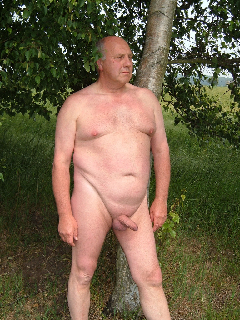 Nude Older Men Chub Daddy