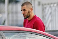 A court case of Karim Benzema