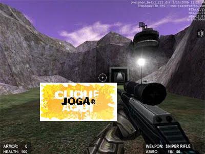 """Phosphor Beta 2 """"Jogo estilo Counter-Strike para jogar direto do navegador sem instalar nada!"""""""