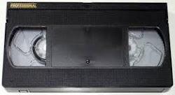 TRANSFER DARI KASET VHS / SUPER VHS