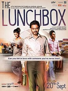The Lunchbox (2013) Hindi Full Movie Watch Online - DVDSCR