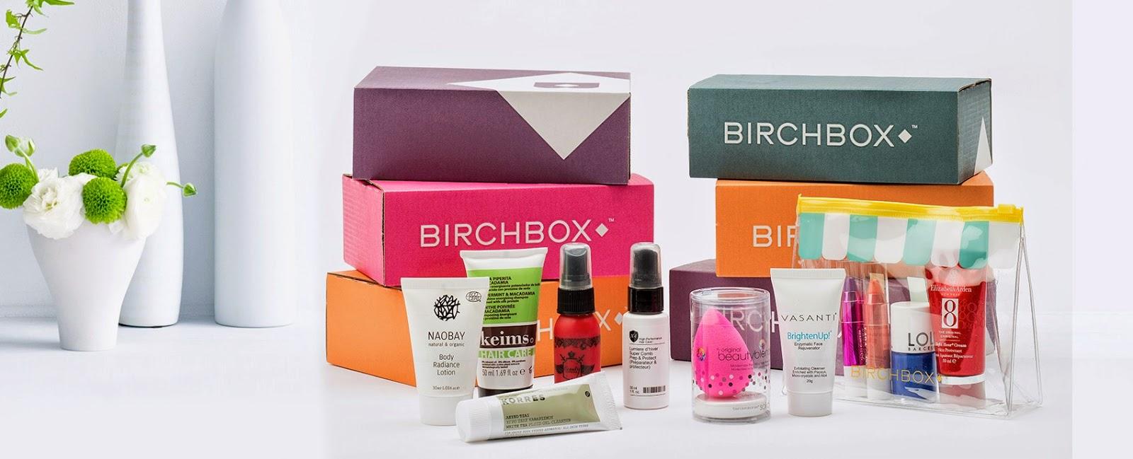 letsbonus birchbox enero 2015 febrero