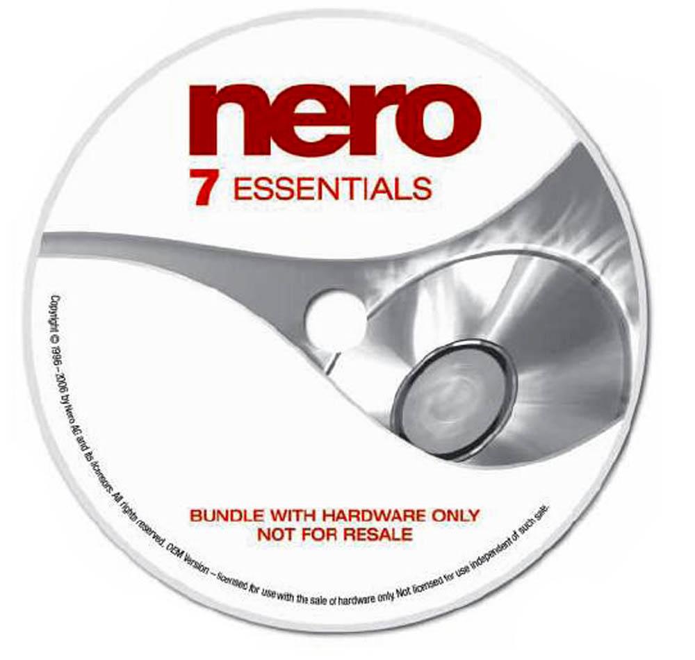 Kehebatan Nero 7 Essentials - damonwebster