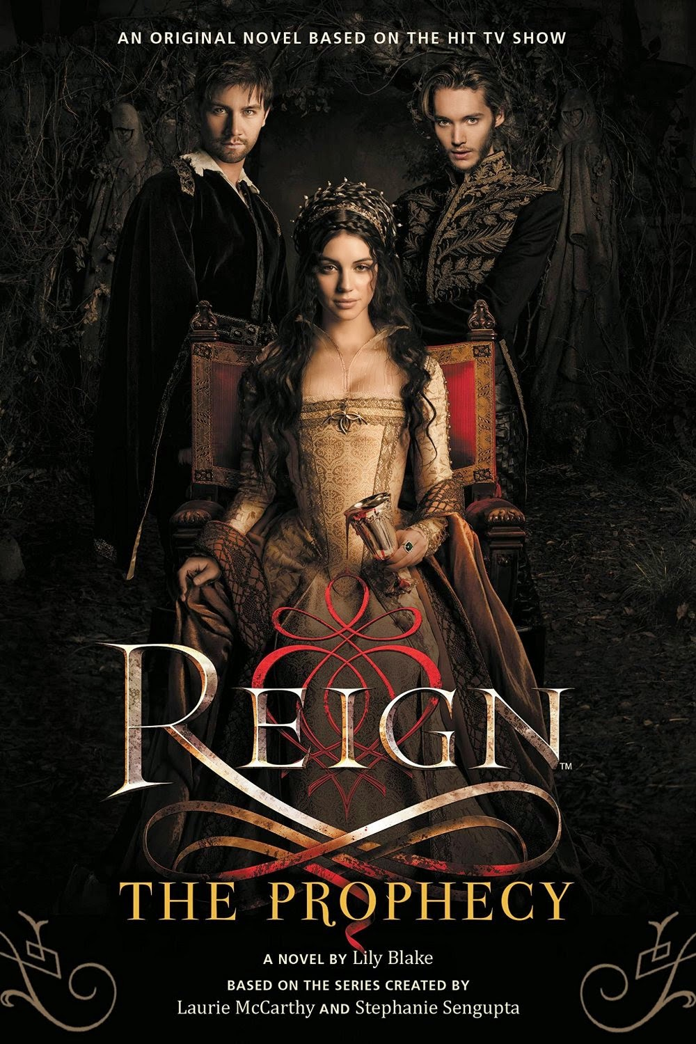 Image result for reign the prophecy