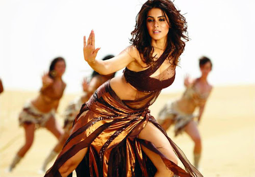 Genelia D'souza Bollywood Glamour Girl