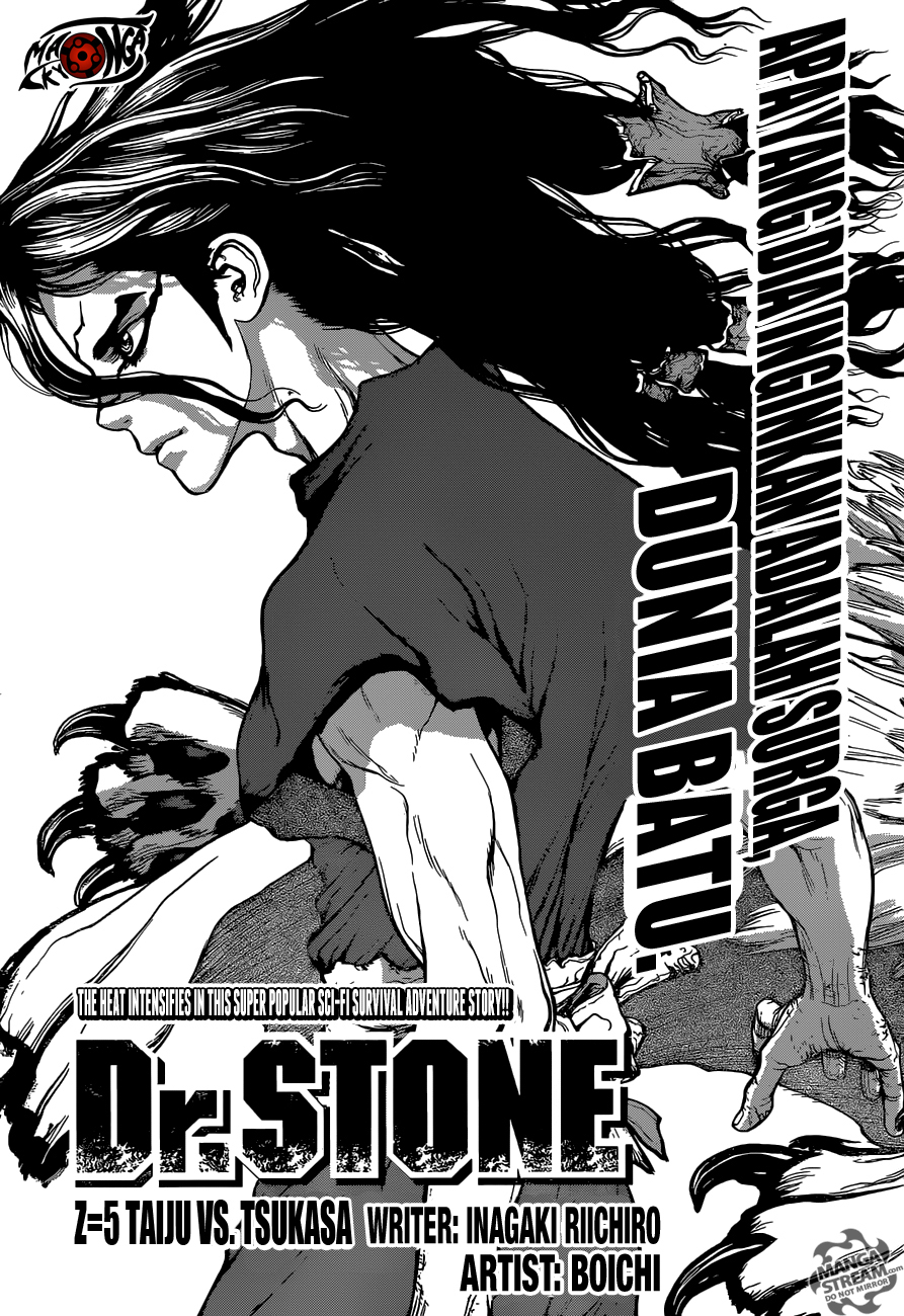 Dr. Stone Chapter 06-3