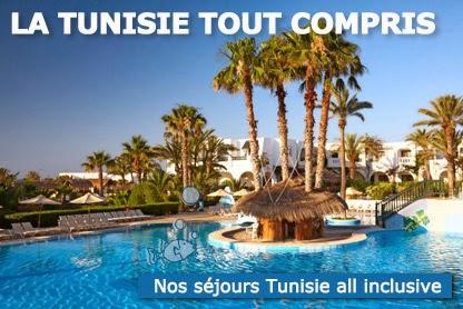 S jour tout compris en tunisie profiter de manger boire et for Sejour tout compris