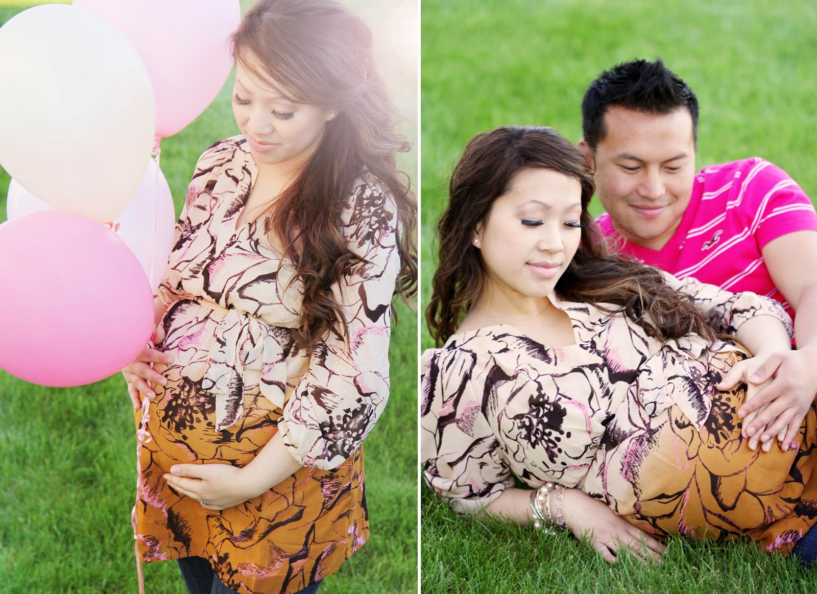 maternity photos eau claire wi