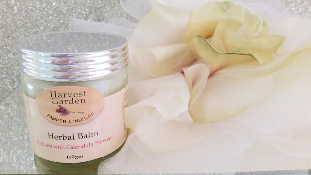 HARVEST GARDEN HERBAL BALM AUSTRALIAN NATURAL HAND MADE SKINCARE FACE AND BODY REVIEW
