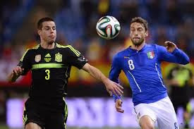 Espagne 1-0 Italie