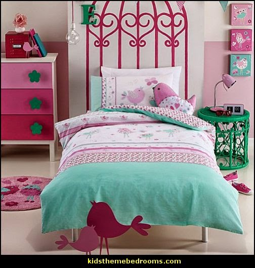 Bird Theme Bedding Come Back Bir