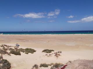 foto kitesurf fuerteventura