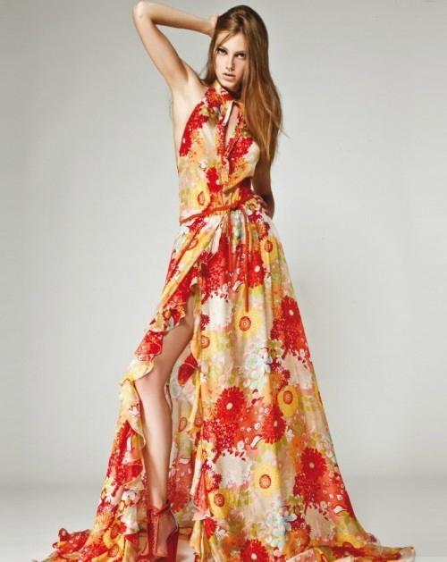 Изображение Коллекция Miss Sixty весна-лето 2012 из коллекции платья на сайте Пинми.ру. платья. картинки