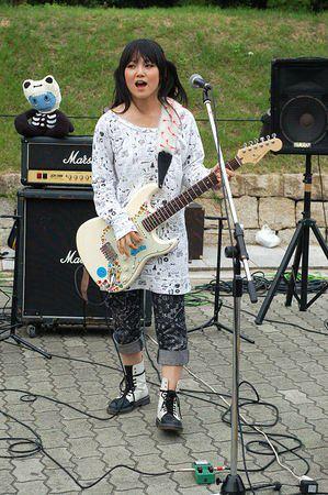 SCANDAL Mami Sasazaki Cute