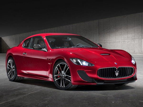 new 2015 maserati granturismo mc centennial edition coupe. Black Bedroom Furniture Sets. Home Design Ideas