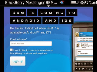 BlackBerry Messenger (BBM) For Android